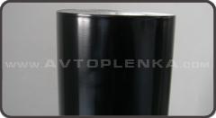 Черная глянцевая пленка Orajet с микроканалами