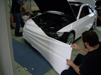 CAR WRAPPING или ЛАМИНАЦИЯ