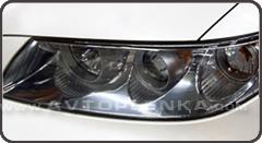 Светло-чёрная пленка для передней оптики KK