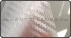 Пленка под карбон 3D CF Прозрачный