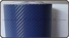 Пленка под Карбон 3D Orajet Синий
