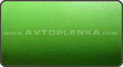 Салатовая матовая авто пленка Orajet с каналами