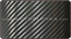 Пленка под Карбон 3D TR-1 Черный