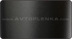 Черная матовая пленка Orajet с каналами структурная