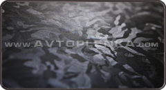 Пленка под Камуфляж 3D Grafityp