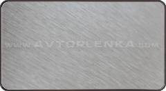 Пленка под шлифованный Алюминий 3D Luxon™