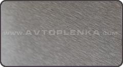 Пленка под темно-серый алюминий 3D Luxon™