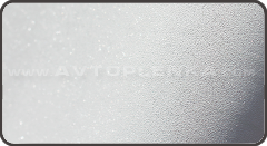 Белая матовая пленка Алмазная Крошка Luxon