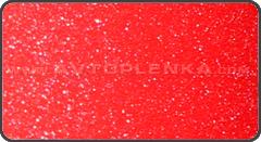 Красная матовая пленка Алмазная Крошка Luxon