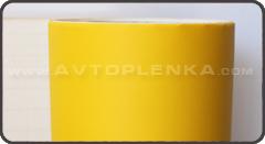 Желтая матовая пленка Luxon™ с каналами