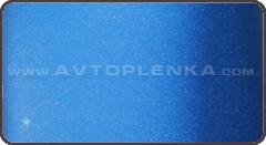 Синяя матовая пленка Алмазная Крошка Luxon