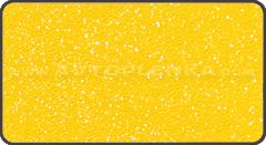 Желтая матовая пленка Алмазная Крошка Luxon