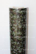 Пленка камуфляж Marpat матовая с микроканалами