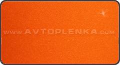 Оранжевая алмазная крошка пленка Catpiano