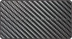 Пленка черный 4D карбон под лаком Catpiano