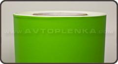 Салатовая структурная матовая пленка Luxon™