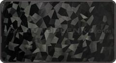 Стерео пленка Битое Стекло 3D Luxon