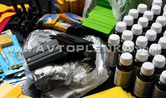 инструменты для авто пленки