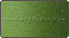 Зеленая алмазная крошка пленка Catpiano