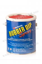 Жидкая резина PlastiDip Красный 3,78л.