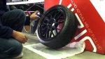 Набор для глянцевой покраски колес