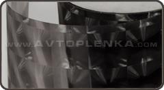 Черная тонировка для фар 4D