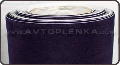 Самоклеющаяся алькантара (замша) Фиолетовая