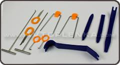Набор инструментов для снятия автомагнитолы