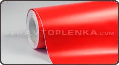 Красная пленка под кожу декор 3D Catpiano