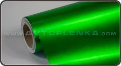 Пленка под неполированный металл сатин Luxon Зеленый