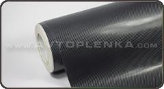 Темно-серый 4D карбон под лаком Catpiano