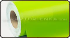 Салатовая KPMF пленка для авто матовая K89073