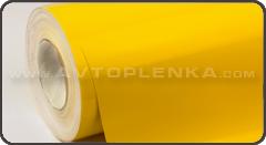 Желтая (SunFlovers) глянцевая пленка KPMF K88331