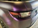 Фиолетово-черная матовая пленка KPMF K75565