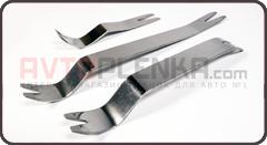 Металлические инструменты для демонтажа клипс