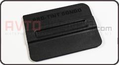 Ракель с прямым углом магнитный Pro-Tint Bondo