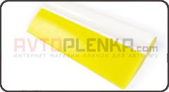Выгонка полиуретановая мягкая жёлтая