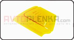 Скребок Qili желтый мини