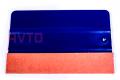 Ракель BIG комбинированный с оранжевой накладкой
