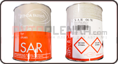 Клей десмокол Kenda Farber SAR 06 W Белый