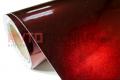 Красно черная глянцевая пленка KPMF К75408 Red Black