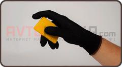 Перчатки для оклейщика авто Черные